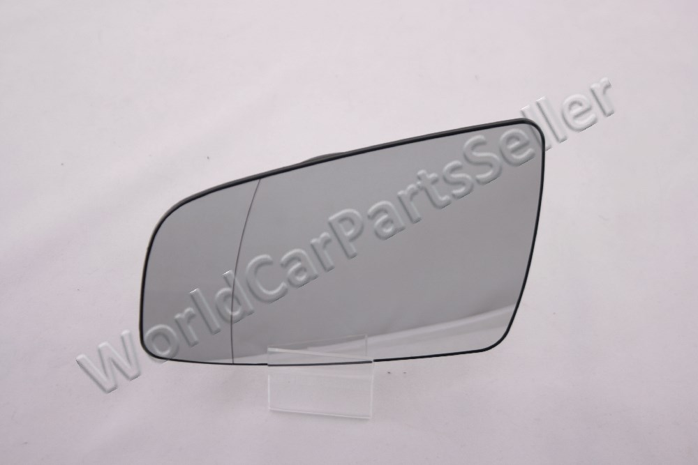 Left Passenger Side Heated Aspheric Wing Mirror Glass for BMW X3 F25 mk2 2010+