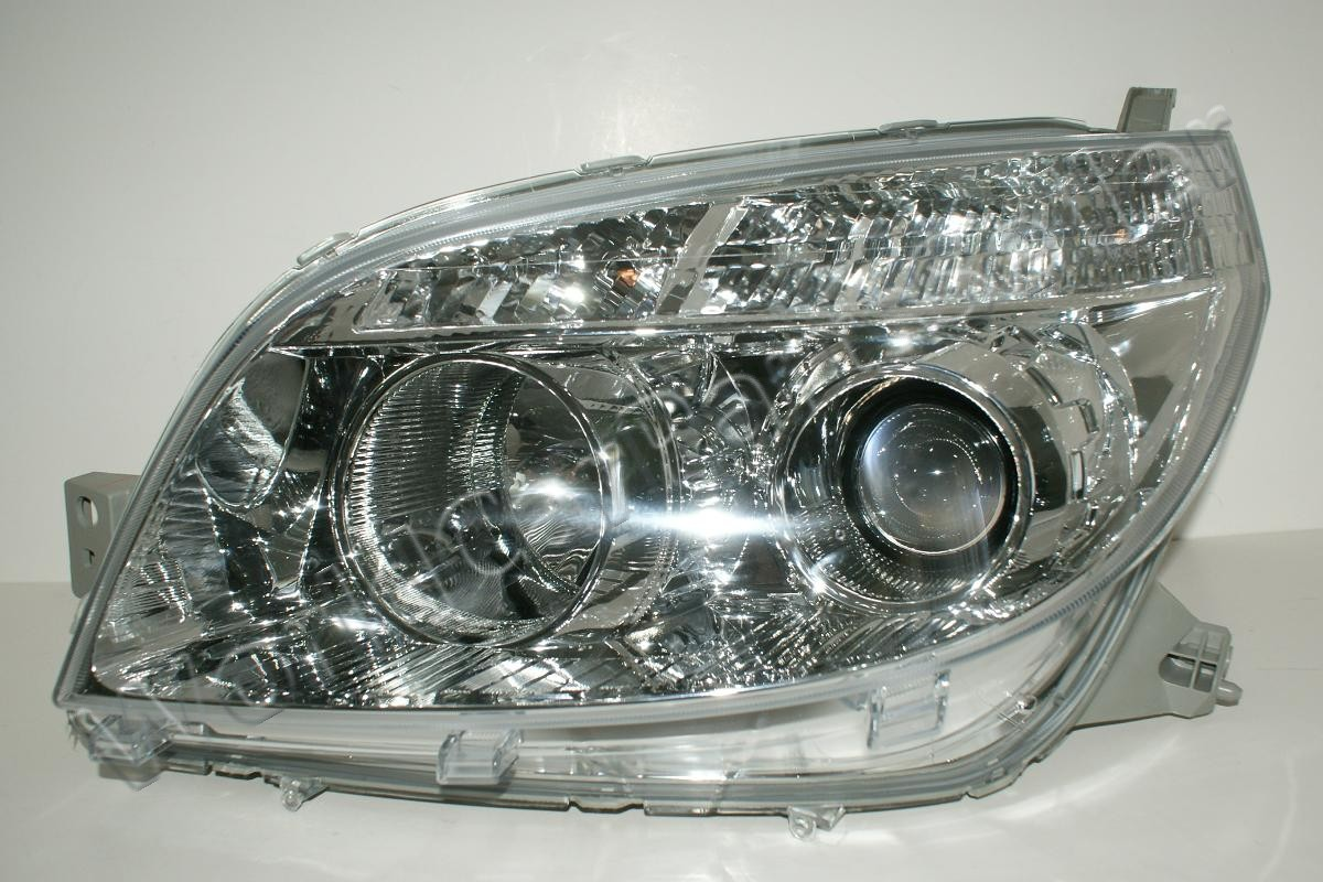 Left Passenger Side Headlamp Front Head Light Electric With Motor