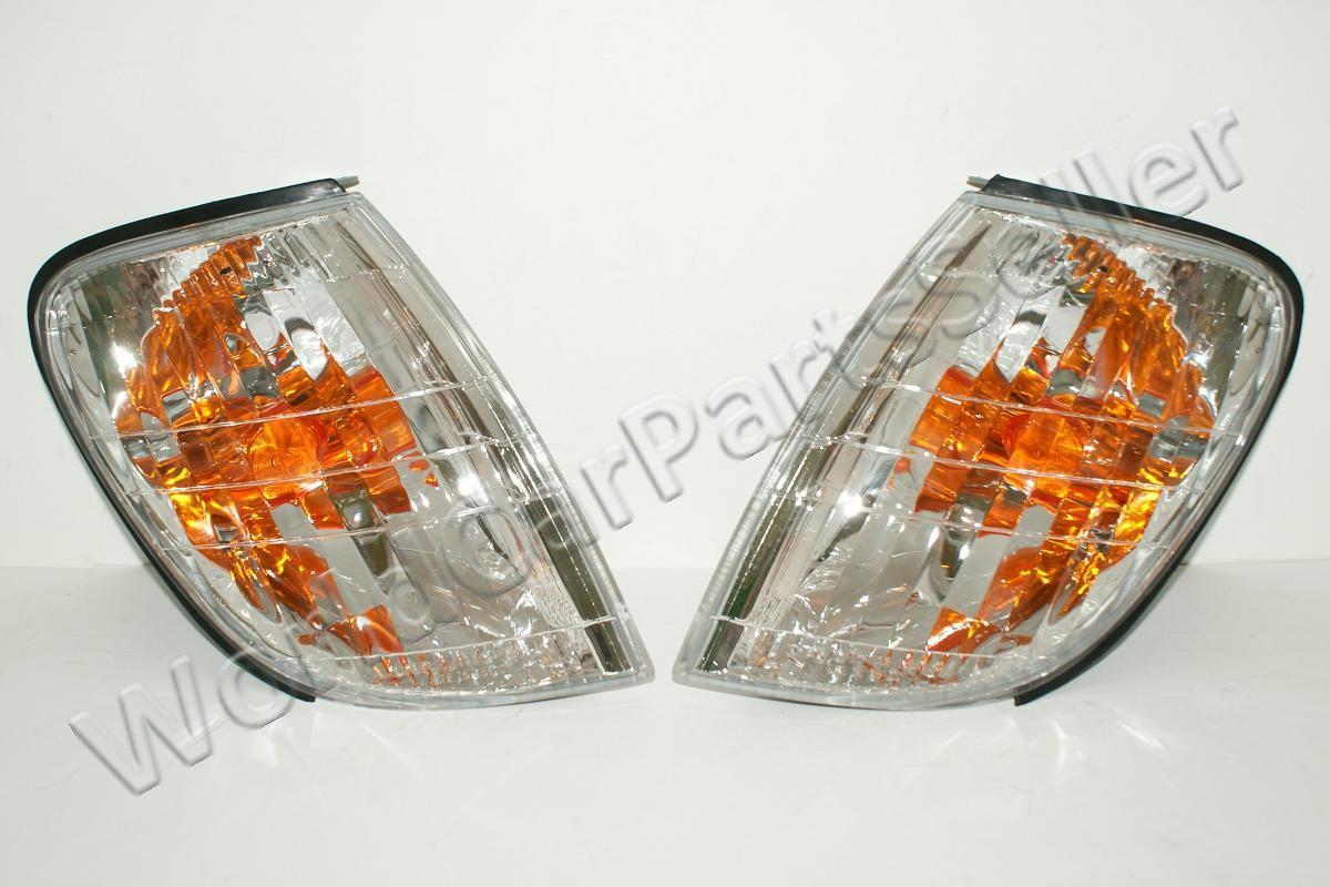 Front Bumper Turn Signals Lights Corner Left UBYQZI For Lexus LX470 1998-2007
