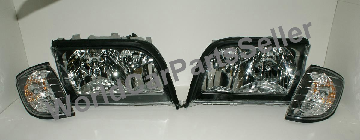 Aftermarket headlight in glass mercedes benz forum for Mercedes benz aftermarket performance parts