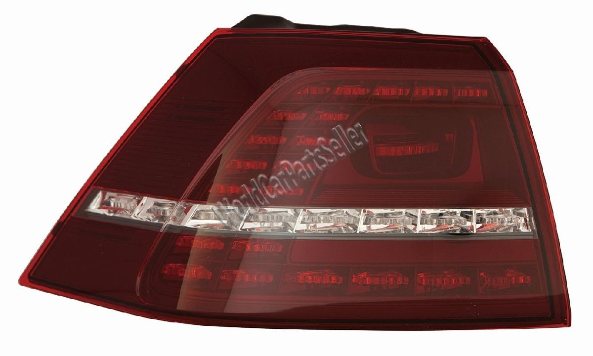 DEPO LED Outer LEFT Tail Light Rear Lamp Fits VW Passat B6 3C2 2005-2010