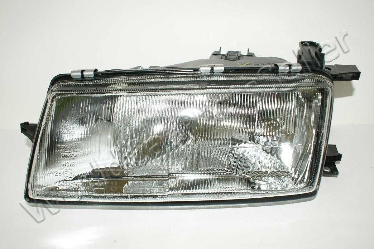 88 92 opel vectra a electro headlight front lamp left ebay. Black Bedroom Furniture Sets. Home Design Ideas