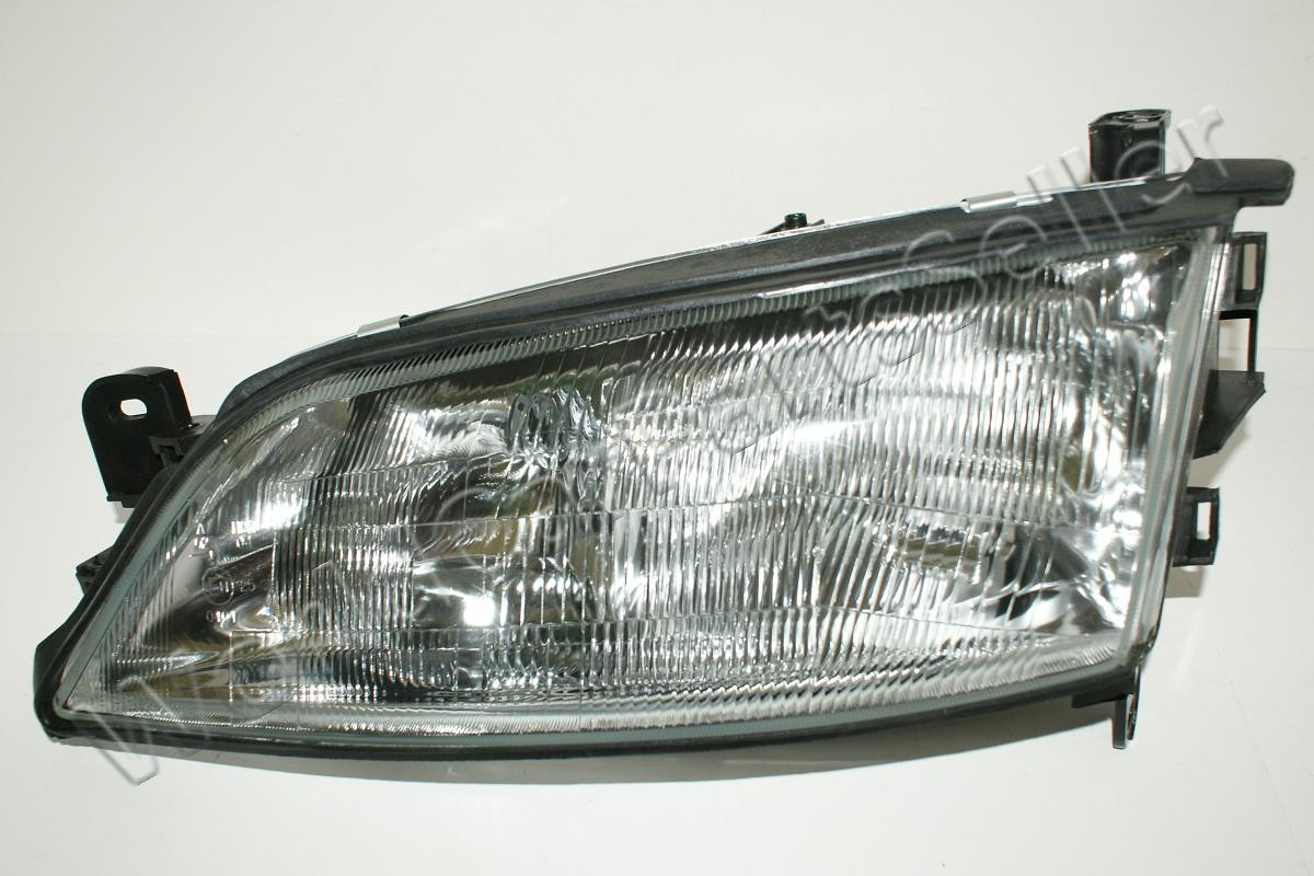95 99 opel vectra b electro headlight front lamp left ebay. Black Bedroom Furniture Sets. Home Design Ideas