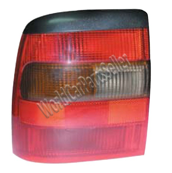 Tail Light Smoked Red RIGHT RH Opel Astra J 2010