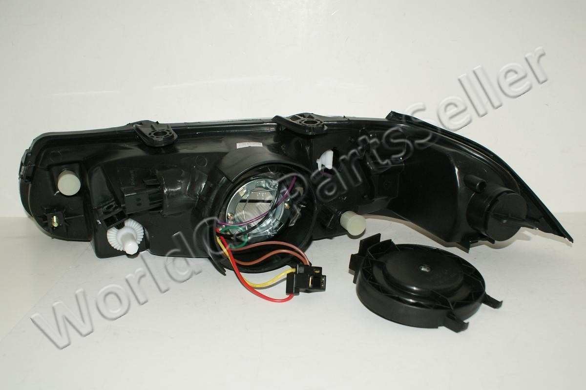 1995 1999 rover 200 electro headlight lamp right rh ebay. Black Bedroom Furniture Sets. Home Design Ideas