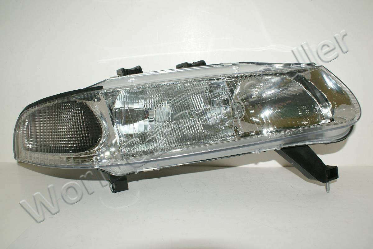 1995 1999 rover 400 electro headlight lamp right rh ebay. Black Bedroom Furniture Sets. Home Design Ideas