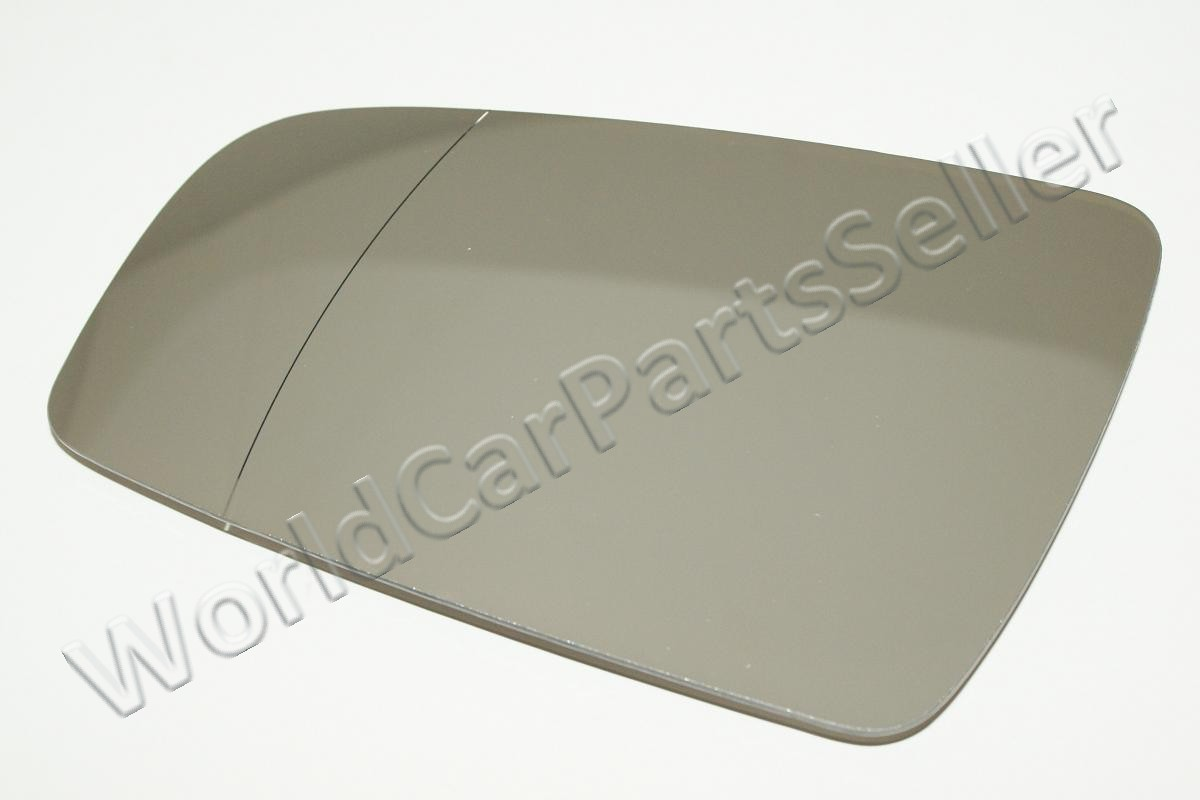MIRROR GLASS FOR OPEL ZAFIRA A 1999-2005 CONVEX HEATED WIDE ANGLE LEFT SIDE