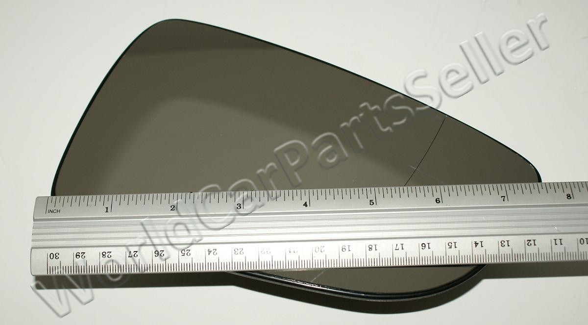 2004 Gt Opel Astra H Mirror Glass Left Driver Side Ebay