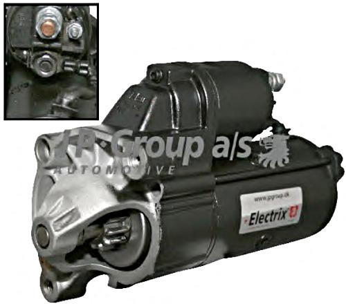 Starter Motor 12V 2kW Fits CITROEN FIAT FORD Transit PEUGEOT 2.2-3.2L 5802AS