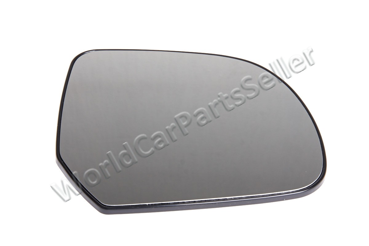 CONVEX RIGHT SIDE MIRROR GLASS FOR DACIA SANDERO 2007//06