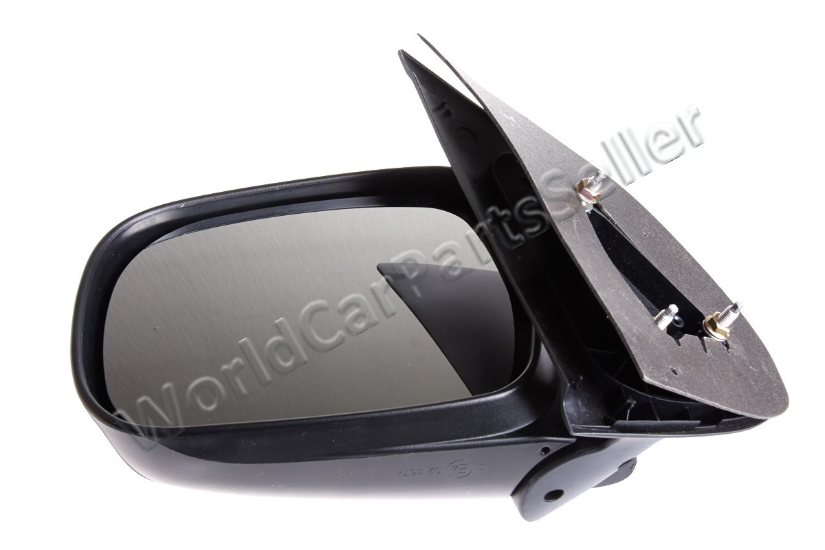 2004-2014 NISSAN TITAN Lower Convex Passenger Side Replacement Mirror Glass