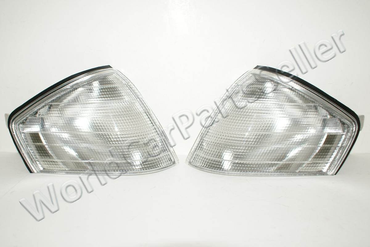 96-02 MERCEDES SL-Class W129 Corner Lights Turn Signals | eBay
