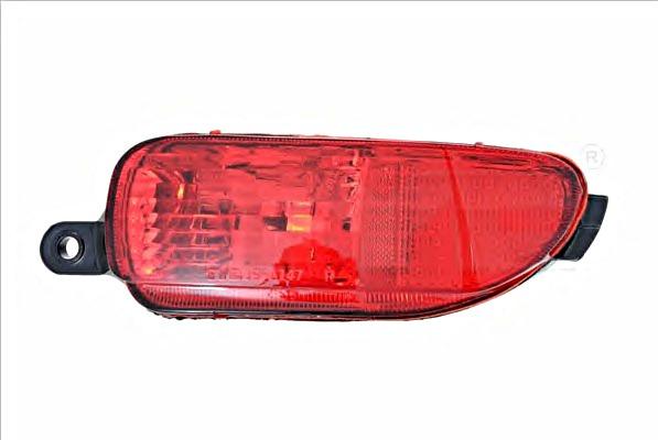 Prasco OP0304454 Rear Fog Light Lighting Assemblies & Components