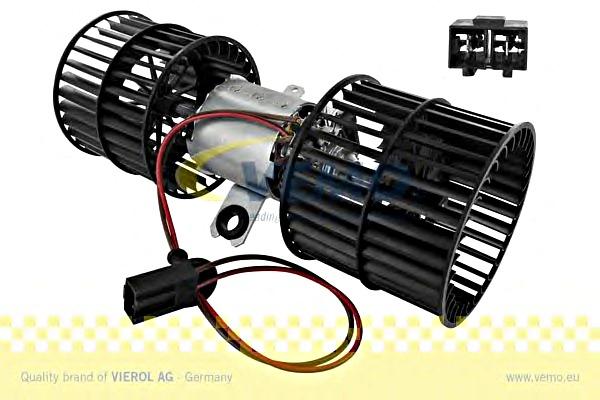 Cabin Blower Fan Motor Fits SKODA Felicia Estate Pickup VW Caddy II 1994-2002