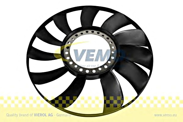 New Radiator Cooling Fan Blade fits VW Passat Audi A4 1.8T 2.0T 058121301B