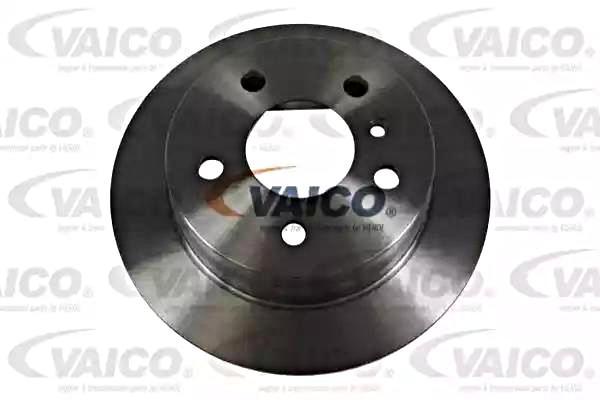 FEBI 24750 Brake Disc Rear Axle